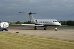Gulfstream III - Landing at Dunsfold Airport (Top Gear Airport)