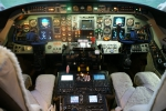 N560SH / Gulfstream 3 on ground Oxford / EGTK