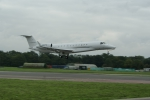 Embraer Legacy 600 at Dunsfold Airport (EGTD)
