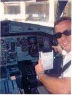 ATR72-500 Binter Canarias Flightdeck
