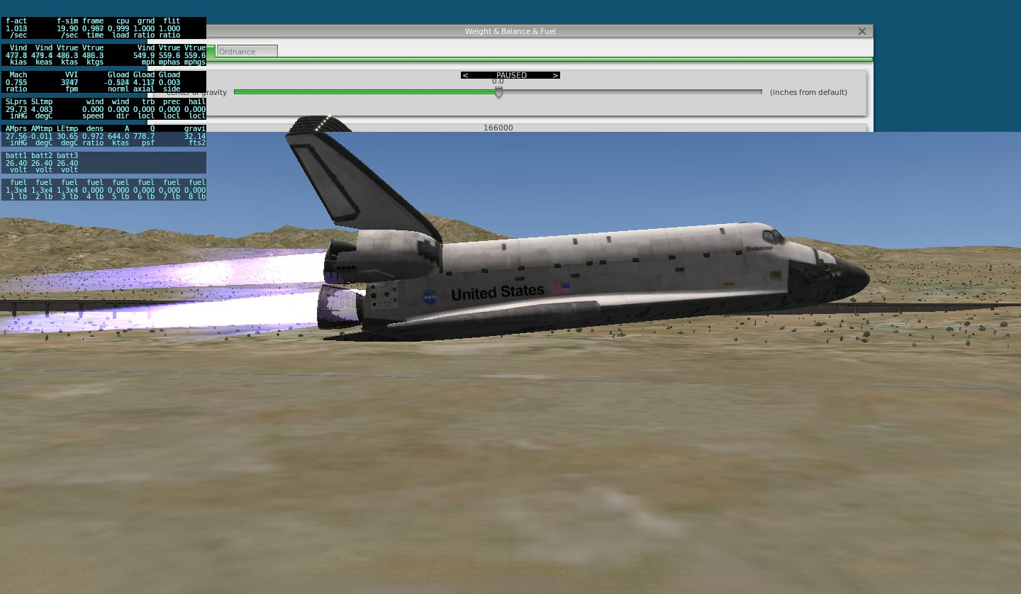 Plane Carrying Space Shuttle (page 2) - Pics about space
