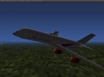 My Aircraft Model in X-Plane
