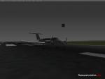 First successful landing