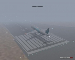 Landing in Seville LEZL