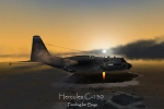 Hercules C-130 Searching