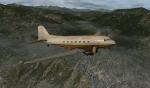 DC-3 Swantee X-Plane