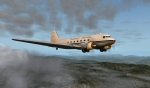 DC-3 X-Plane Daughters Airlines