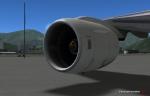 XP Jets Boeing 777 Rolls-Royce engine