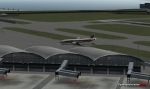 XP Jets Boeing Thai taxiing