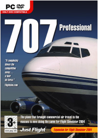 707 Professional Now Available