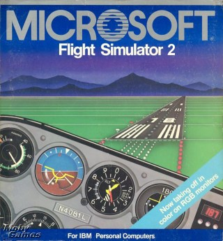 Microsoft Flight Simulator 2
