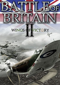 Battle of Britain II - Wings of Victory CD Cover